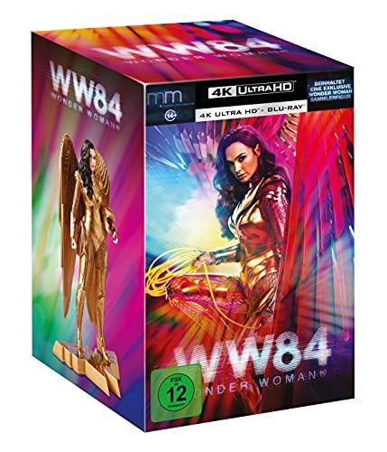 Wonder Woman 1984 Ultimate Collector's Edition (4K UHD + Blu-ray)
