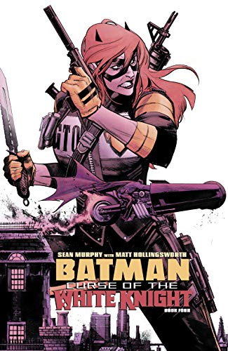 Batman: Curse of the White Knight (2019-) #4 (Batman: White Knight (2017-)) (English Edition)