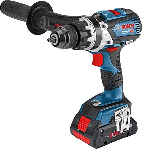 Bosch 06019G030D – GSB18V-110C+ 2X5,0Ah + GAL18V-40.L-BOXX1