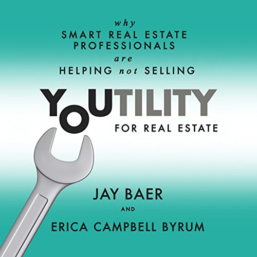 Youtility for Real Estate audiobook cover art