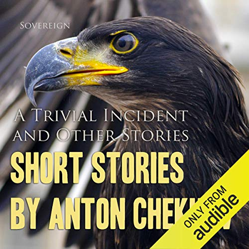 Short Stories by Anton Chekhov, Volume 5 cover art