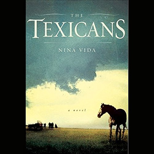 The Texicans audiobook cover art