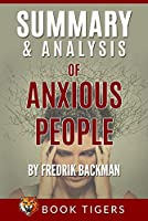 Summary And Analysis Of: Anxious People by Fredrik Backman