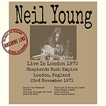Live In London 1971