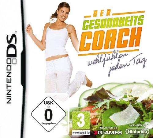 Der Gesundheitscoach - Wohlfühlen jeden Tag - [Nintendo DS]