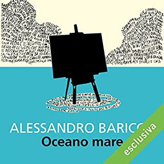 Oceano mare audiobook cover art
