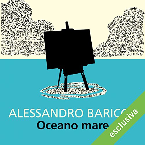 Oceano mare audiobook cover art