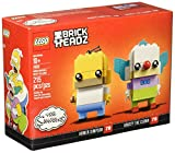 LEGO BrickHeadz _Homer Simpson & Krusty The Clown (41632)