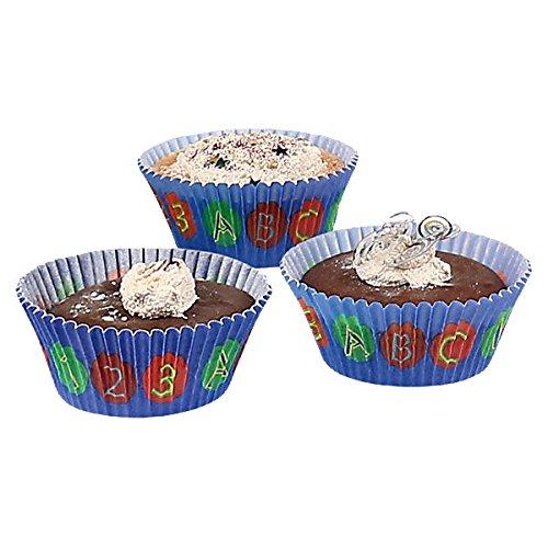 48 caissettes à muffins et cupcakes \