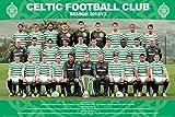 1art1 Fútbol - Celtic Glasgow, Team Photo 2012/13 Póster (91 x 61cm)