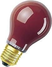 Osram speciale gloeilamp, in rood, E27-fitting, 11 watt