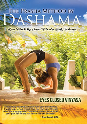 Eyes Closed Vinyasa [USA] [DVD]