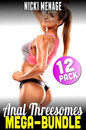 Anal Threesomes Mega-Bundle - 12 Pack (English Edition) eBook: Menage, Nicki: Amazon.es: Tienda Kindle