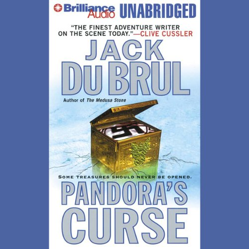Pandora's Curse audiobook cover art