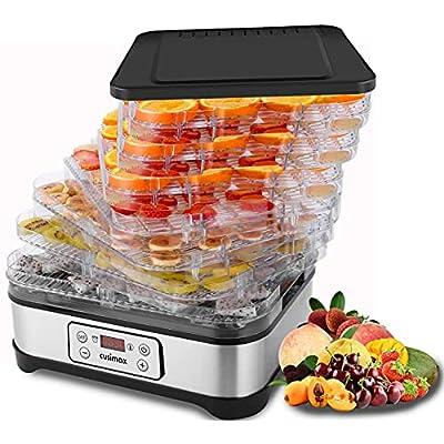 Amazon - 40% Off on Food Dehydrator Machine, Electric Dryer Dehydrators