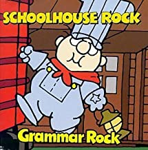Schoolhouse Rock: Grammar Rock by Various Artists (1997-04-01)