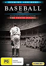Ken Burns Baseball Inc Tenth Inning DVD [11 Discs]