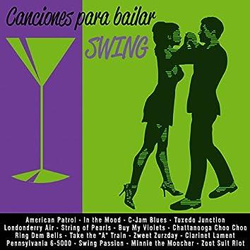 Canciones para Bailar Swing