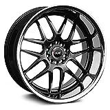 xxr wheels 526 - XXR 526 Chromium Black/SSC Wheel with Painted (20 x 11. inches /5 x 4 mm, 11 mm Offset)
