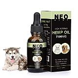 Neohemp für Hunde und Haustiere 5% (30ml)