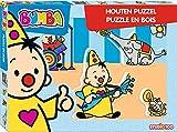 Studio 100 Puzzle de madera con música de Bumba (5 unidades)