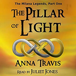 The Pillar of Light: A Christian Fantasy Adventure cover art