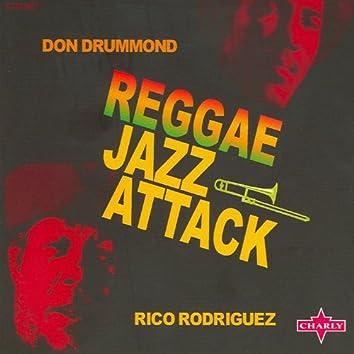 Reggae Jazz Attack, Vol.1