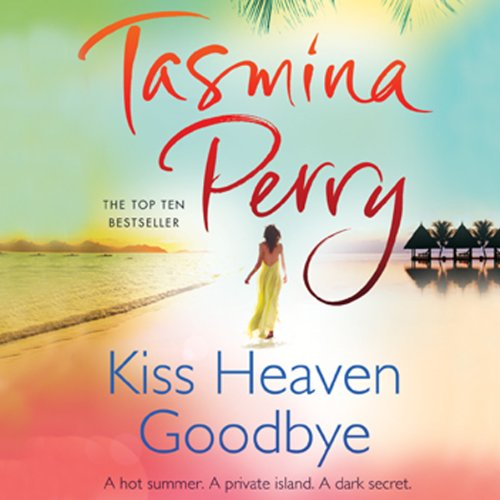 Kiss Heaven Goodbye audiobook cover art