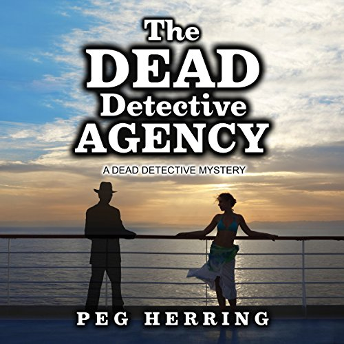 The Dead Detective Agency cover art