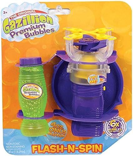 se descuenta Gazillion Flash N' Spin Bubble Mark Mark Mark  hasta un 50% de descuento