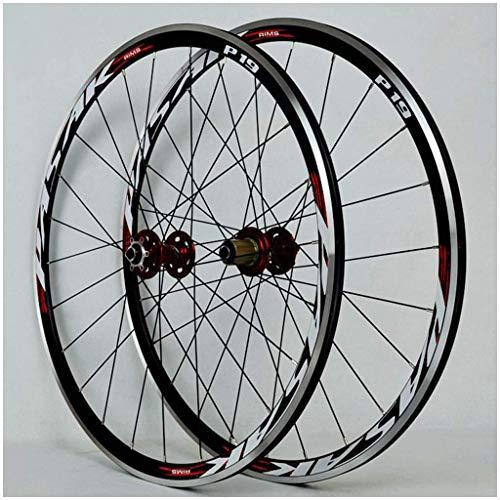 pas cher un bon Paire de roues ZHTY 700c C / V Racing – Freins métalliques à double applique, jante 30 mm…