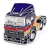 限定 レア ピンバッジ イベコ青イタリア大型トラック車 ピンズ フランス 288154