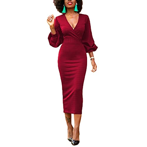 6fc340ce9a7d6 Lover-Beauty Women Bodycon Cocktail Dress Off The Shoulder Sexy Party Dress