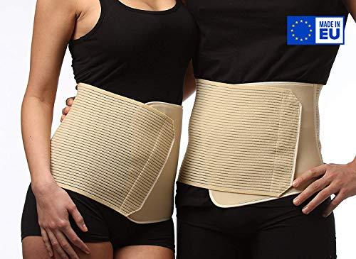 BeFit24® Bauchgurt nach Geburt - Bauchband nach Op - Rückbildungsgürtel nach Geburt - Postpartum Gürtel - Bauchweggürtel nach Schwangerschaft - Gurt nach Kaiserschnitt - Postnatal Recovery Band