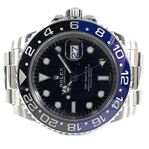 Rolex Oyster Perpetual GMT Master II Men's Watch 116710BLNR