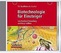 Die Grafiken Des Buches Biotechnologie Fur Einsteiger: Von Reinhard Renneberg Und Darja Sussbier [DVD]