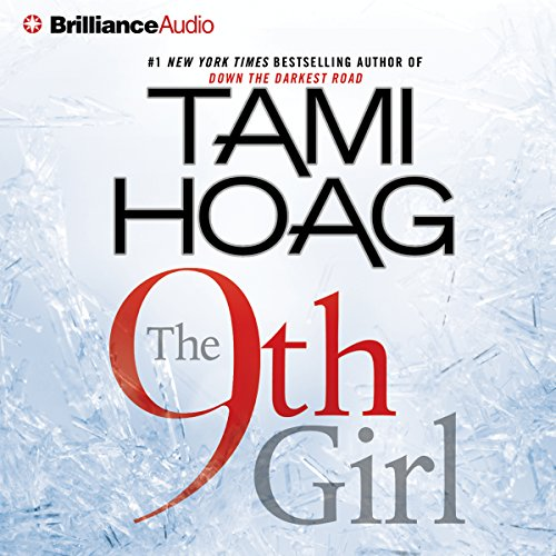 The 9th Girl audiobook cover art