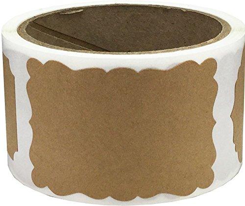 Etiquetas Navidad Adhesivas Grandes Marca InStockLabels.com