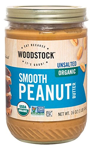 Woodstock Farms Organic Peanut Butter