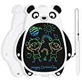 YOUNGRAYS Colourful Doodle Board Electronic Writing Drawing Board LCD Writing Tablet 8.5 inch Erasable Reusable Educational and Learning Toy for Girls/Boys (White Panda)