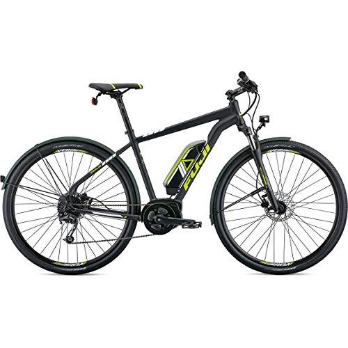 Fuji E Crossbike 700c E Bike Pedelec 28 Zoll E-Traverse 1.3+ Elektro Fahrrad 28