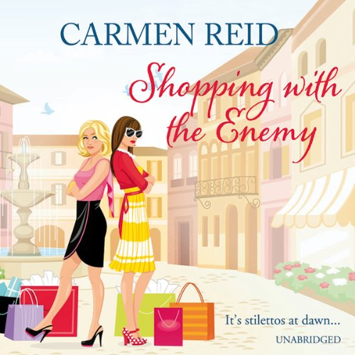 Shopping with the Enemy  audiobook cover art