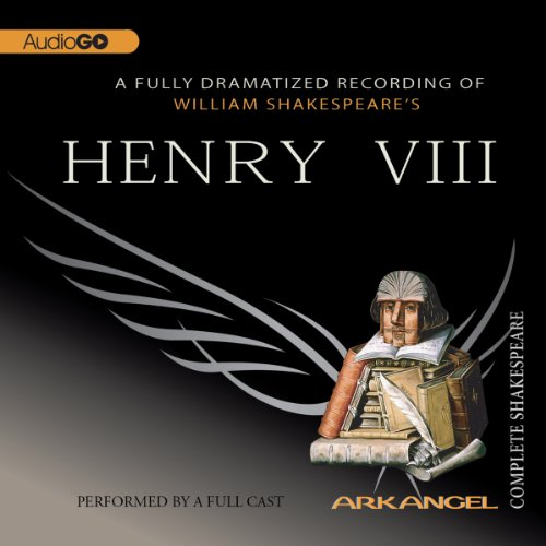 Henry VIII audiobook cover art