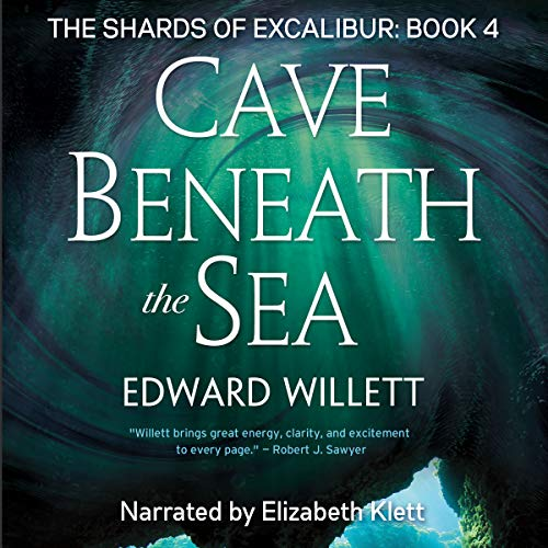 Page de couverture de The Cave Beneath the Sea