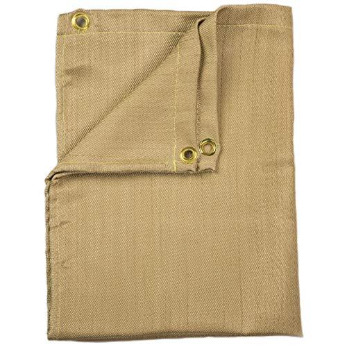 Heavy-Duty Fiberglass Fire Retardant Blanket Size 31