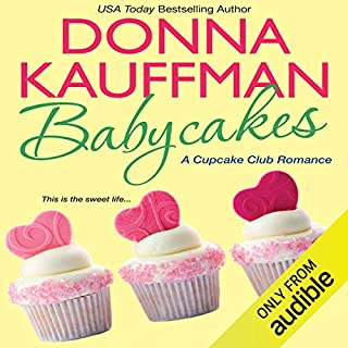 Babycakes audiobook cover art