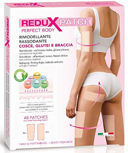 PLANET PHARMA Redux Patch Perfect Body, cerotti per cosce
