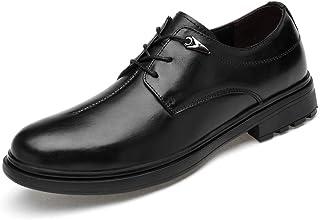 [CHENJUAN-HAT] ファッションシューズ スタンダードシューズ 靴メンズファッションレジャーオックスフォードカジュアルシンプルな英国スタイルのロートップフォーマルシューズ レジャーシューズ