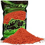 Angel-Berger Magic Baits Method Feeder Mix 1Kg Angelfutter (Robin Red, 1 Kg)