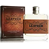 Leather Cologne by Tru Fragrance and Beauty -...